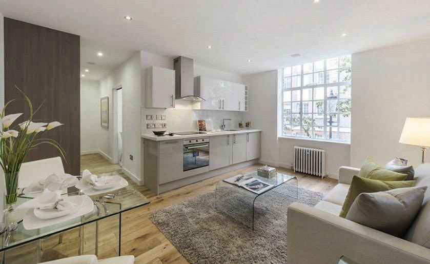 Londra appartamenti case acquisto vendita for Foto di appartamenti ristrutturati