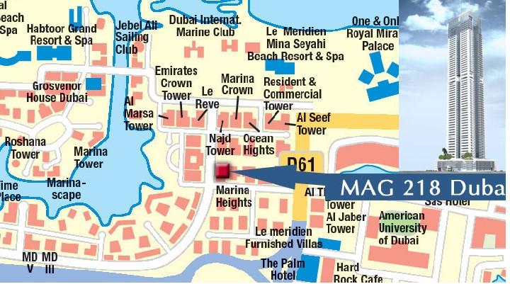 Dubai Appartamenti In Vendita