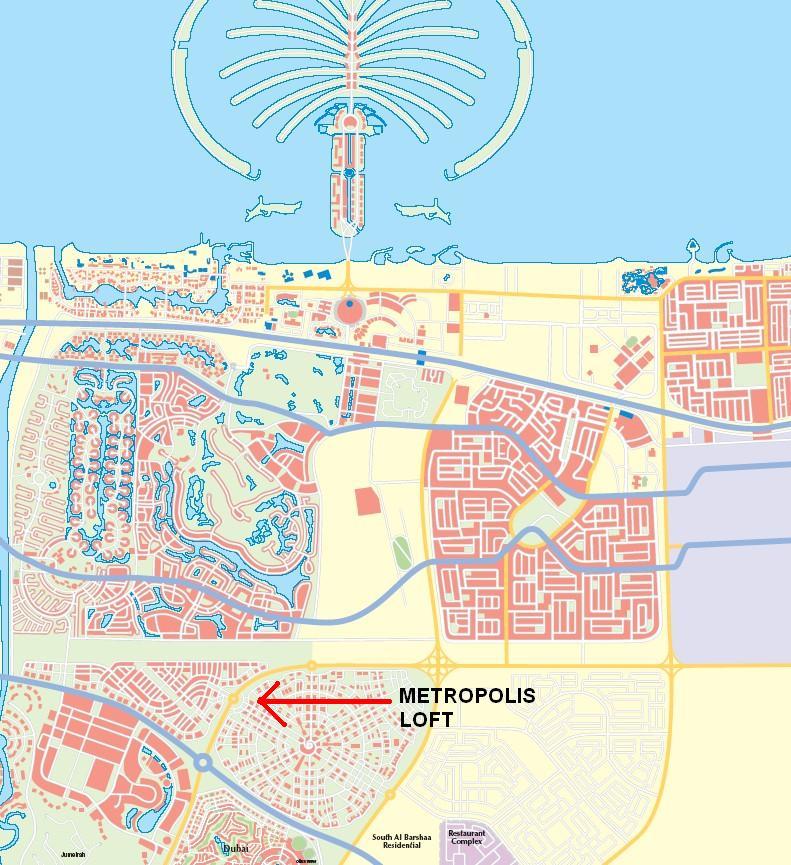 Metropolis loft for Trova un costruttore locale