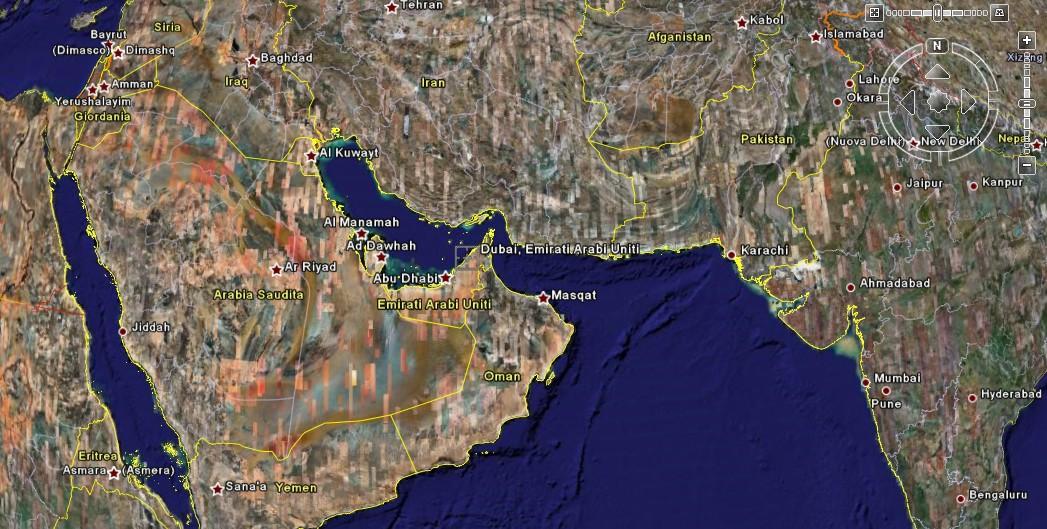 Dubai Sulla Cartina Geografica.Dubai Informazioni Economina Mercato Immobiliare