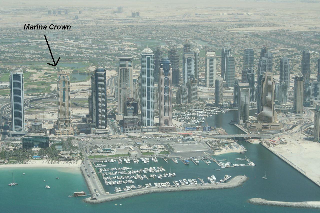 Www Fassinoimmobiliare Com Dubai Real Estate Dubai Marina Marina Crown