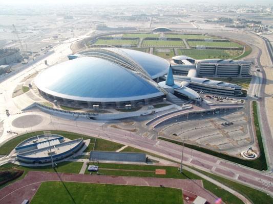 Dubai Sports City Logo Dubai Sport City
