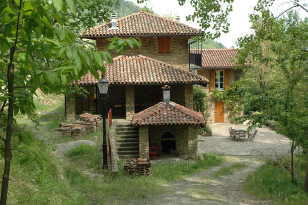 Italy country house houses for Types of houses in italy
