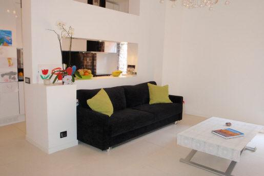 monaco: appartamenti, ville, appartamento, villa - Soggiorno Con Angolo Cottura 20 Mq