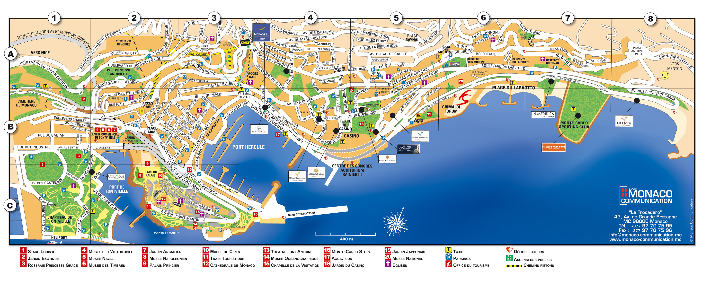 Monaco And Grand Hotel