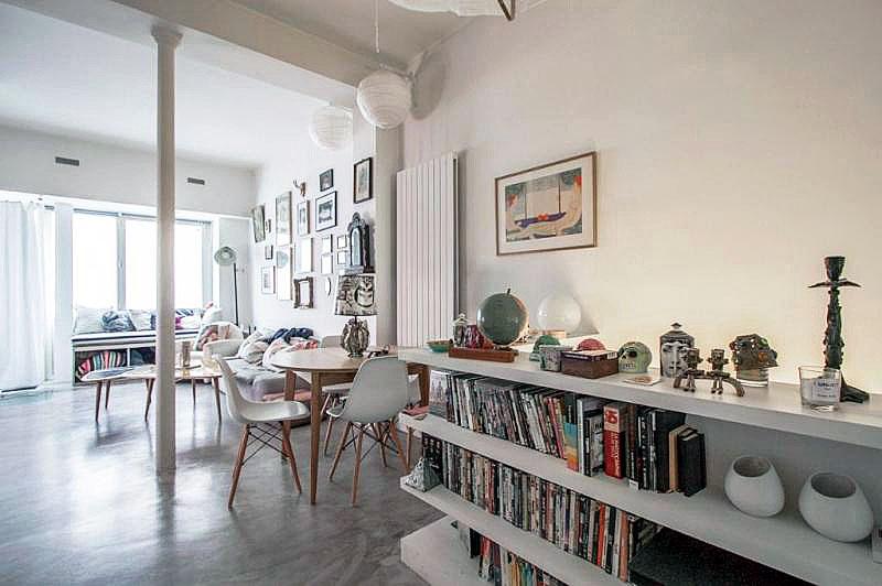 Parigi appartamenti case acquisto vendita for Foto di appartamenti ristrutturati
