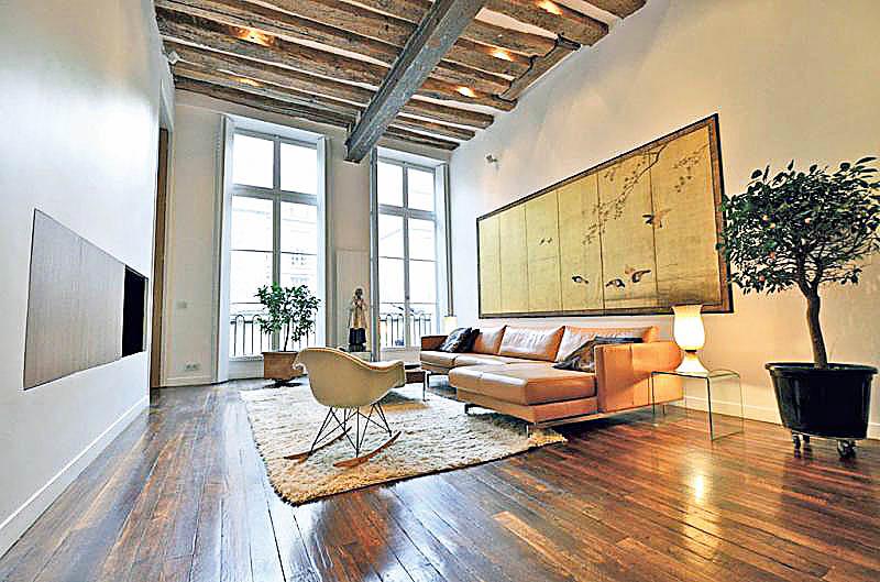 Soffitti Alti 4 Metri : Parigi appartamenti case acquisto vendita