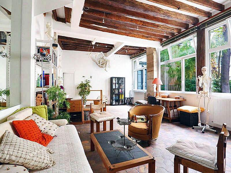 Parigi appartamenti case acquisto vendita - 2 camere cucina terrazzo torino ...