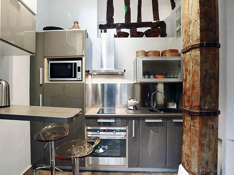 Pavimenti Cucina E Soggiorno : Parigi appartamenti case acquisto vendita
