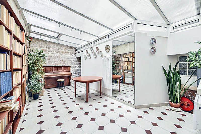 Zona soggiorno parigi tutte le immagini per la for Piani di progettazione di appartamenti di casa