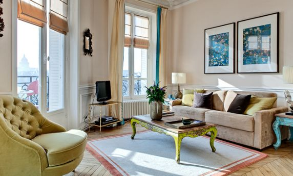 apartments paris - Paris Apartments
