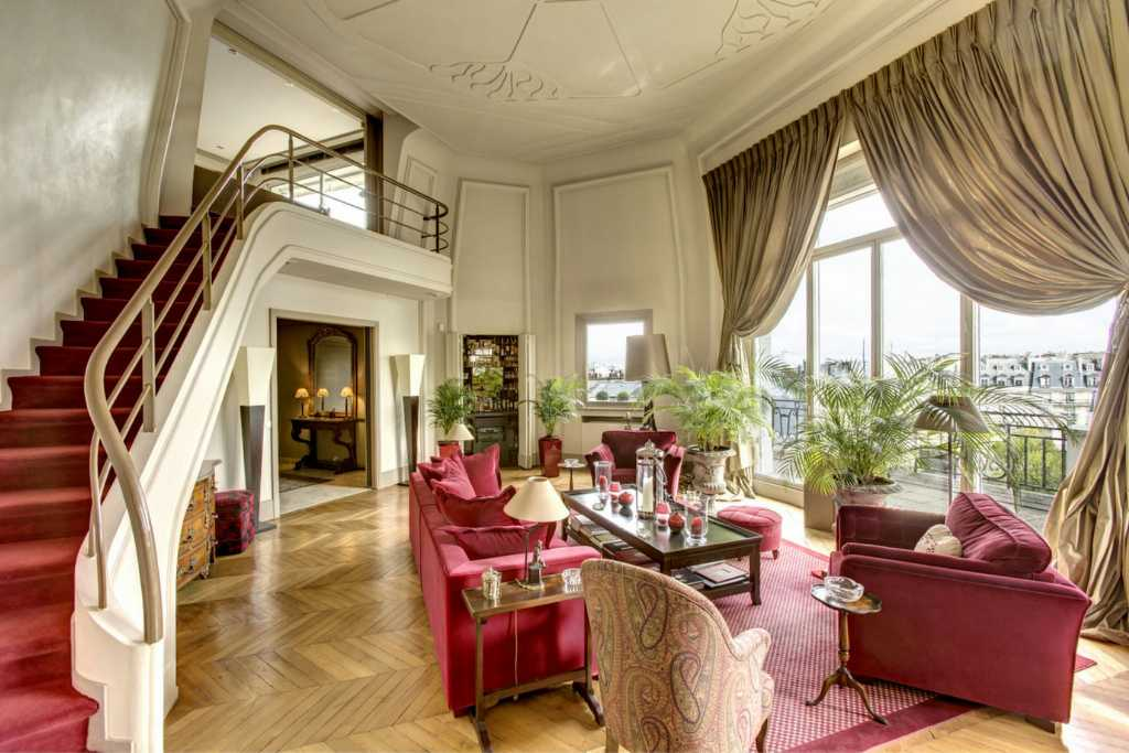 Paris Apartment ...