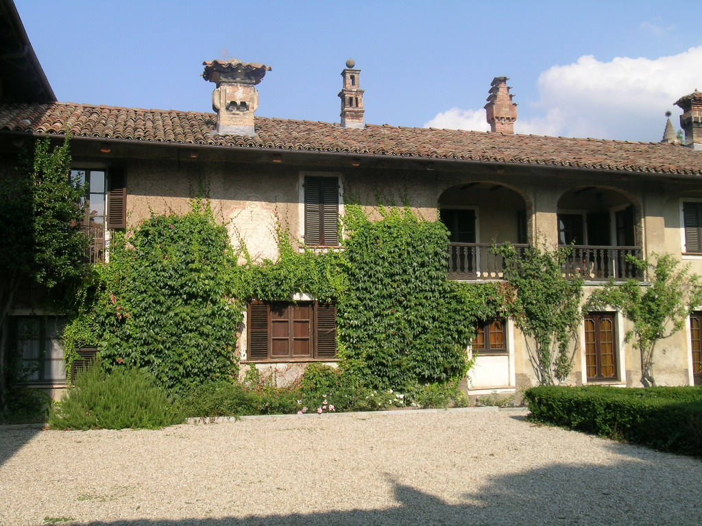 Italy Country House Life Farm Villa